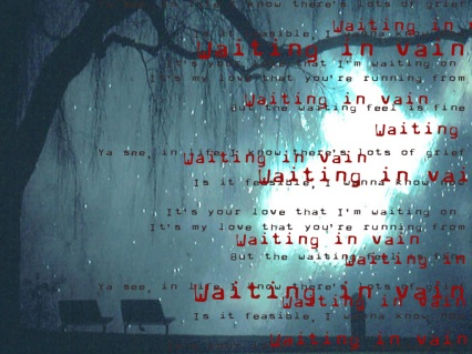 waitinginvain