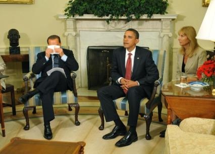Obama-Berlusconi