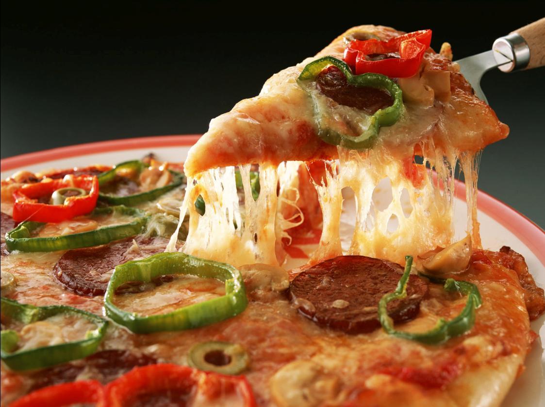 La o pizza … | Silence's Blog